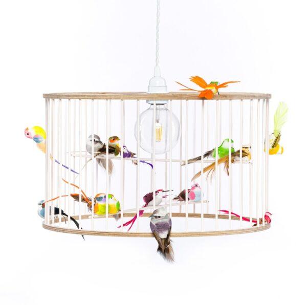Birdcage Lamp