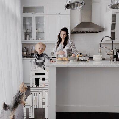 Köögipukk Ronimispukk Astmepink Lastepukk Torntool montessori pukk laud tool LAKALUK