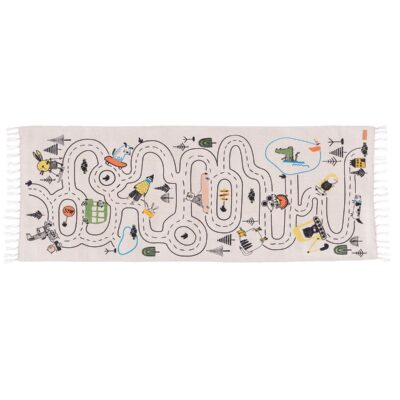 adventure play rug play mat car rug kids rug
